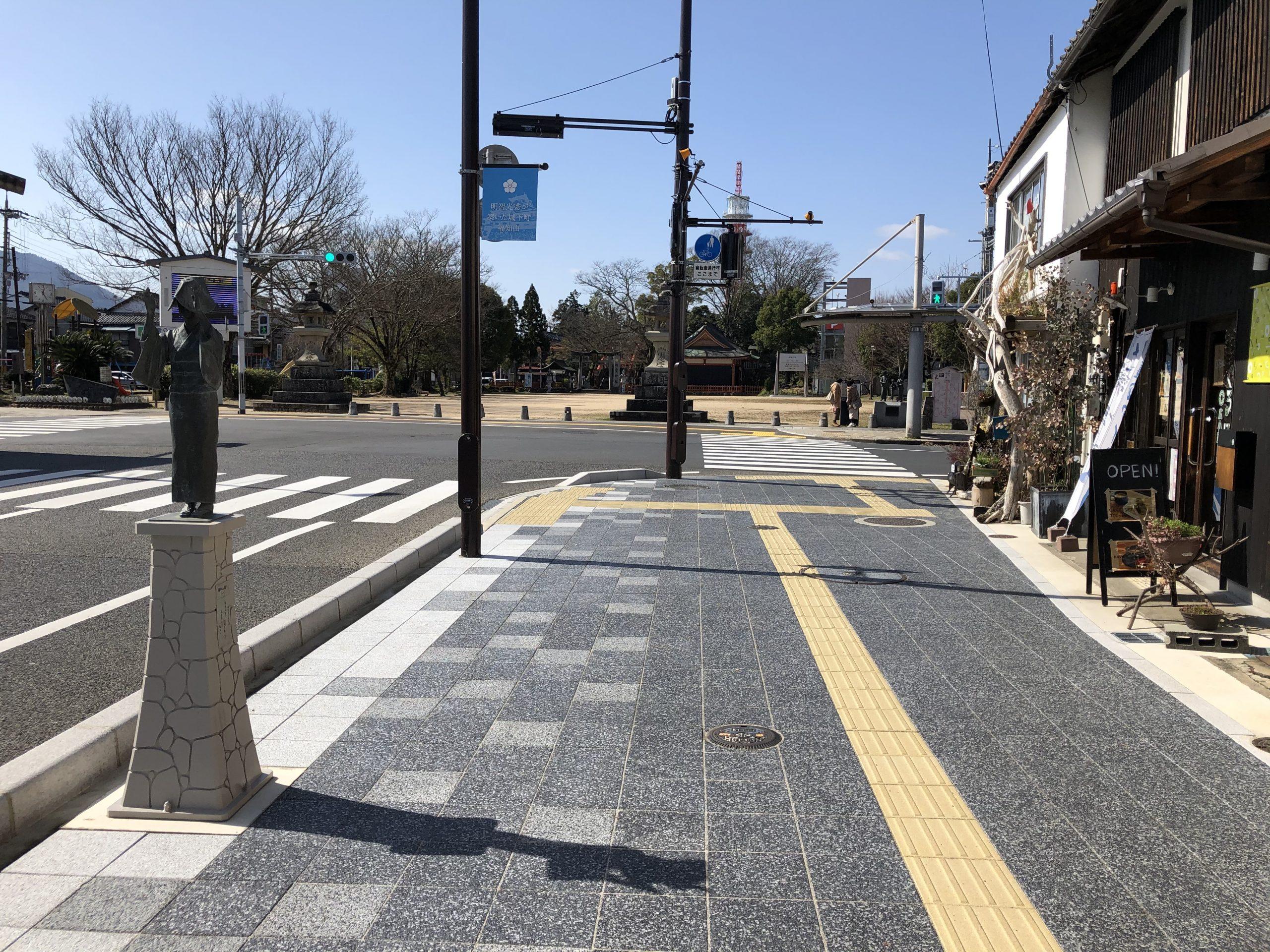 福知山市広小路商店街